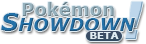 Pokemon Showdown Logo
